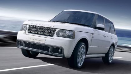 2009 Land Rover Range Rover Vogue by Overfinch 3