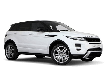 2012 Land Rover Range Rover Evoque Dynamic GTS by Overfinch 1