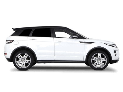 2012 Land Rover Range Rover Evoque Dynamic GTS by Overfinch 2