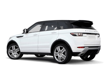 2012 Land Rover Range Rover Evoque Dynamic GTS by Overfinch 3