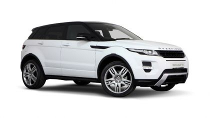2012 Land Rover Range Rover Evoque Dynamic GTS by Overfinch 9