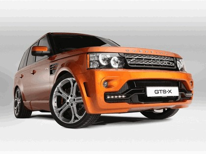 2012 Land Rover Range Rover Sport GTS-X by Overfinch 1