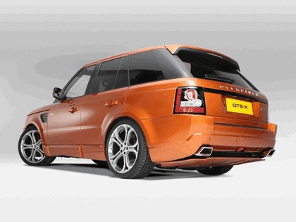 2012 Land Rover Range Rover Sport GTS-X by Overfinch 2