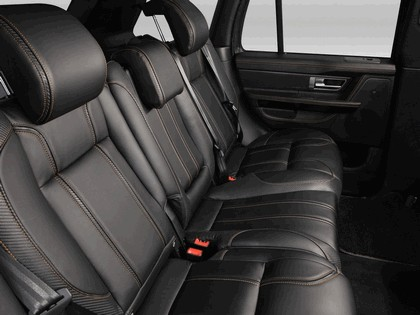 2012 Land Rover Range Rover Sport GTS-X by Overfinch 4
