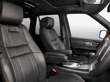2012 Land Rover Range Rover Sport GTS-X by Overfinch 5