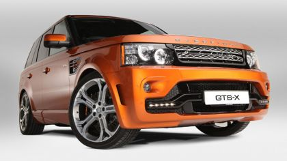 2012 Land Rover Range Rover Sport GTS-X by Overfinch 6