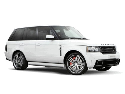 2012 Land Rover Range Rover Vogue GT by Overfinch 1