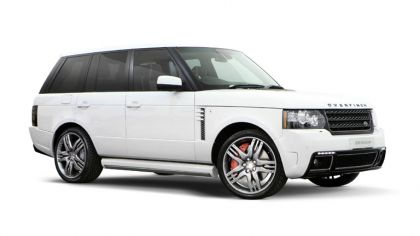 2012 Land Rover Range Rover Vogue GT by Overfinch 6