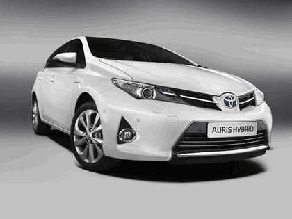 2012 Toyota Auris Hybrid 3