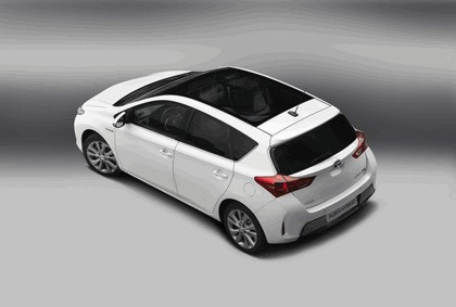 2012 Toyota Auris Hybrid 4