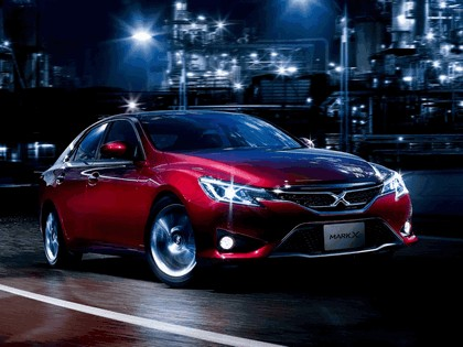2012 Toyota Mark X 350 S ( GRX140 ) 2