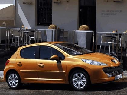 2006 Peugeot 207 5-door 6