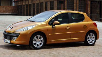2006 Peugeot 207 5-door 8