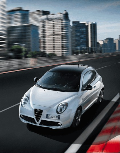 2012 Alfa Romeo MiTo Serie Speciale SBK 1