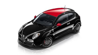 2012 Alfa Romeo MiTo SBK Limited Edition 5