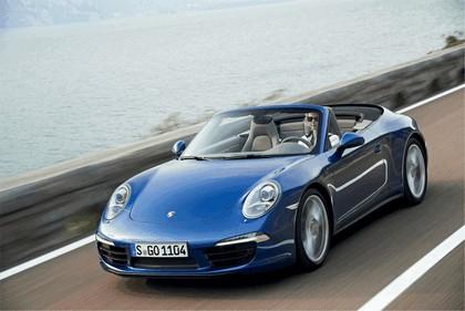 2012 Porsche 911 ( 991 ) Carrera 4 cabriolet 1