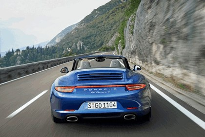 2012 Porsche 911 ( 991 ) Carrera 4 cabriolet 3