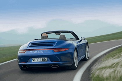 2012 Porsche 911 ( 991 ) Carrera 4 cabriolet 5
