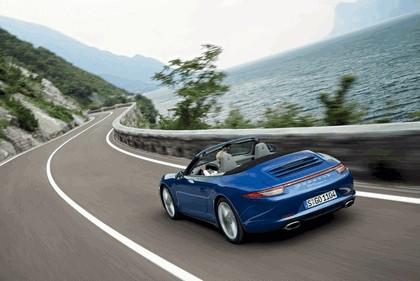 2012 Porsche 911 ( 991 ) Carrera 4 cabriolet 6