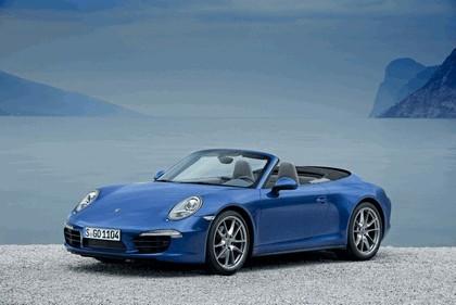 2012 Porsche 911 ( 991 ) Carrera 4 cabriolet 7