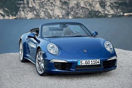 2012 Porsche 911 ( 991 ) Carrera 4 cabriolet 10