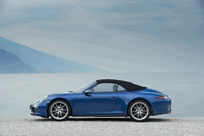 2012 Porsche 911 ( 991 ) Carrera 4 cabriolet 11