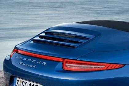 2012 Porsche 911 ( 991 ) Carrera 4 cabriolet 14