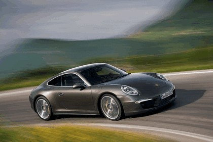 2012 Porsche 911 ( 991 ) Carrera 4S 8