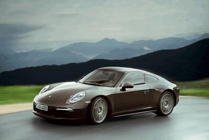 2012 Porsche 911 ( 991 ) Carrera 4S 9