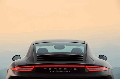 2012 Porsche 911 ( 991 ) Carrera 4S 14