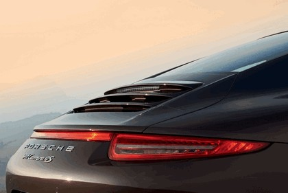 2012 Porsche 911 ( 991 ) Carrera 4S 15