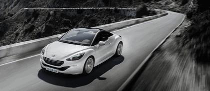 2013 Peugeot RCZ 5