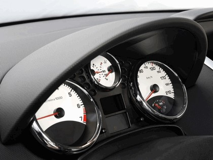 2006 Peugeot 207 5-door with panoramic sunroof 38