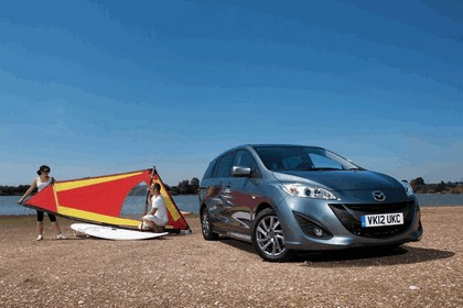 2012 Mazda 5 Venture Special Edition - UK version 16