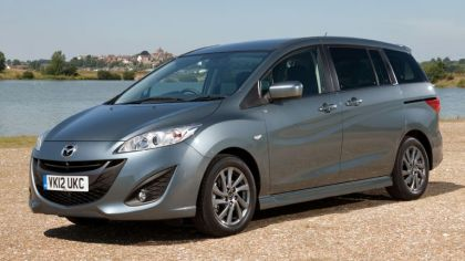 2012 Mazda 5 Venture Special Edition - UK version 5