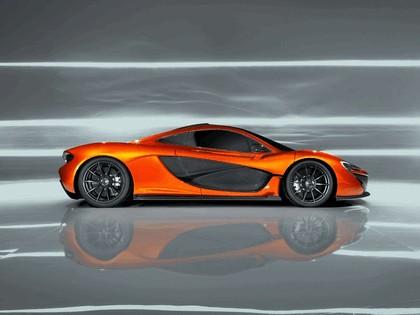 2012 McLaren P1 concept 2