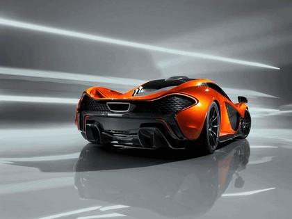 2012 McLaren P1 concept 3