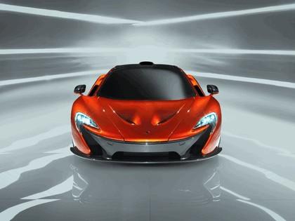 2012 McLaren P1 concept 4