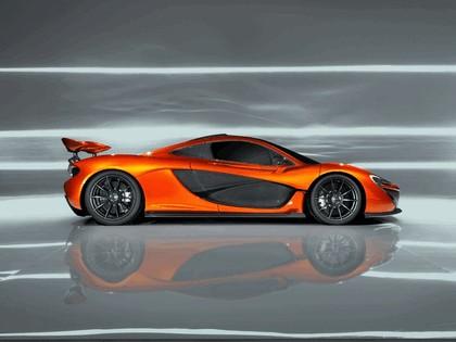 2012 McLaren P1 concept 5