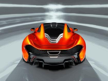 2012 McLaren P1 concept 6