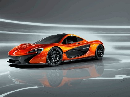 2012 McLaren P1 concept 7