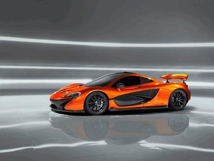 2012 McLaren P1 concept 8