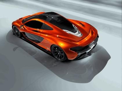 2012 McLaren P1 concept 9