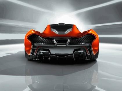 2012 McLaren P1 concept 10