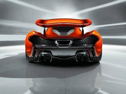 2012 McLaren P1 concept 11