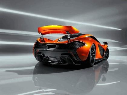 2012 McLaren P1 concept 12