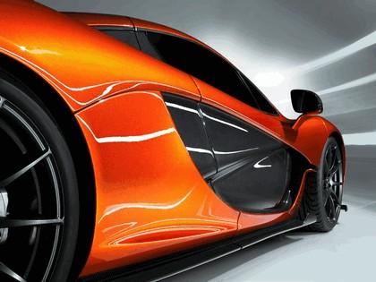 2012 McLaren P1 concept 14