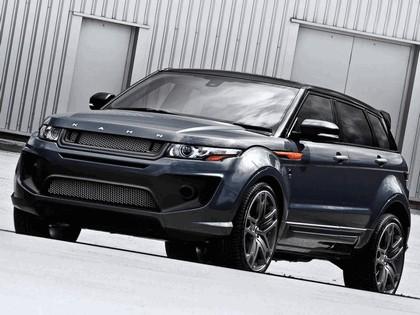 2012 Land Rover Range Rover Evoque Dark Tungsten RS250 by Project Kahn 1