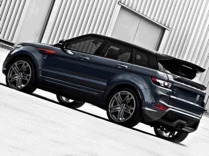 2012 Land Rover Range Rover Evoque Dark Tungsten RS250 by Project Kahn 2