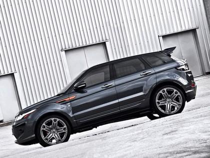 2012 Land Rover Range Rover Evoque Dark Tungsten RS250 by Project Kahn 3